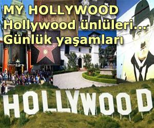 MyHollywood Hollyywood ünlülerinin günlük yaşamları hayatları