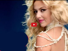 Hadise Prenses video klibi ve �ark� s�z�
