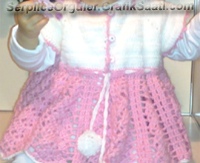 Serpil Seyhan ile Serpilce �rg�ler �rg� T�� i�i �ocuk elbisesi modelleri